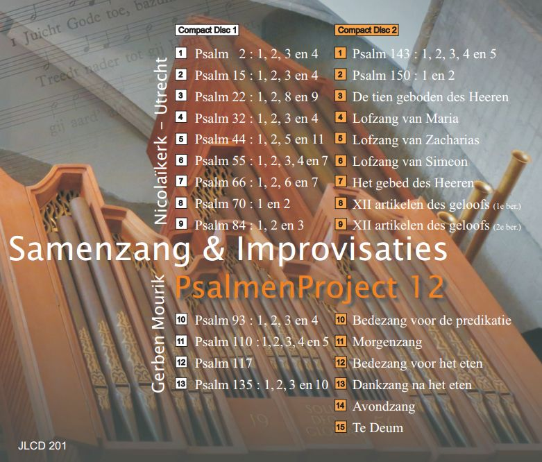 PsalmenProject 12 Inlay